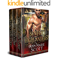 Sinful Highlanders: A Steamy Scottish Medieval Historical Romance Collection