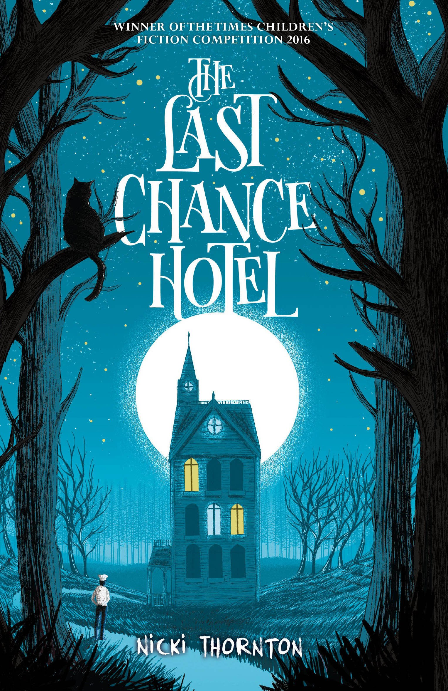 The Last Chance Hotel: Amazon.co.uk: Nicki Thornton: 9781911077671 ...