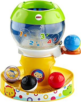 Fisher Price Infant dmc46 – Juguete Bola a Sorpresa: Amazon.es: Juguetes y juegos