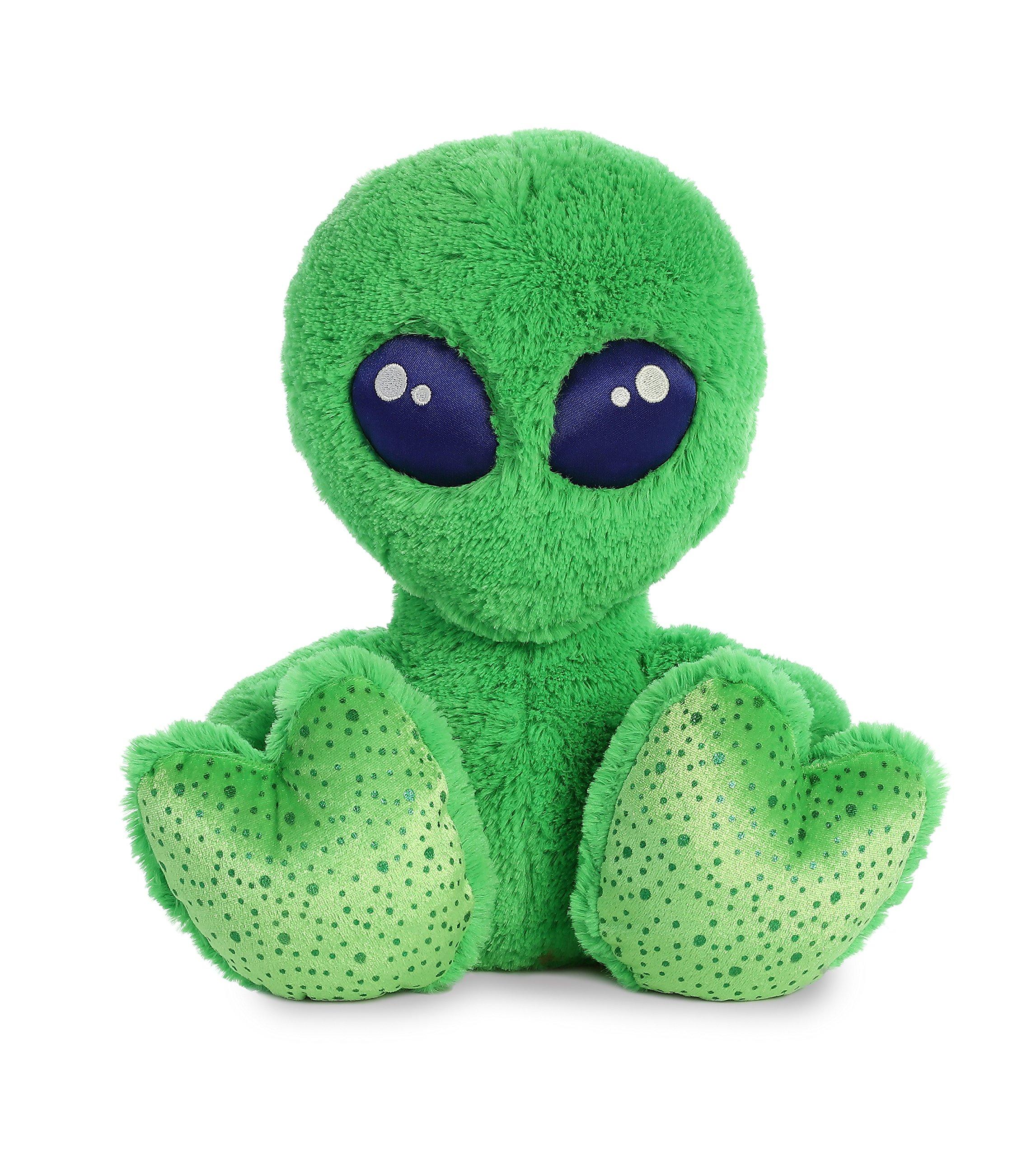 """Aurora - Taddle Toes - 10"""" Jupiter Alien, Green"""