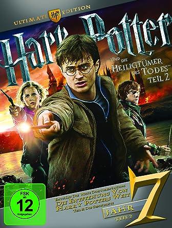 Harry Potter Und Die Heiligtümer Des Todes Teil 2 Ultimate Edition 3