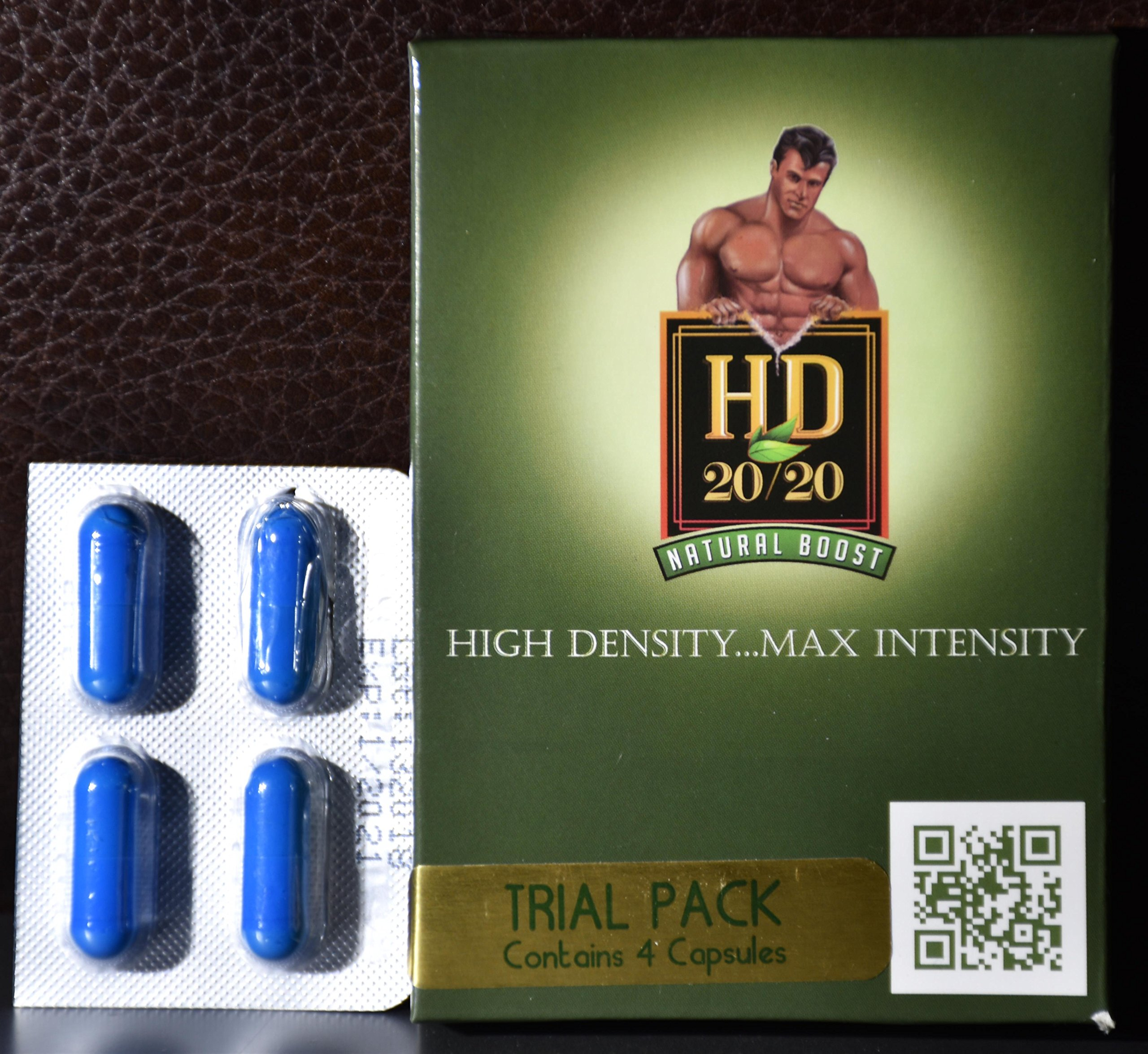 HD 2020 NEWLY REFORMULATED 2018 POWERFUL NATURAL MALE BOOSTER. Trial Pack (4) Capsules.by the makers of Schwinnng