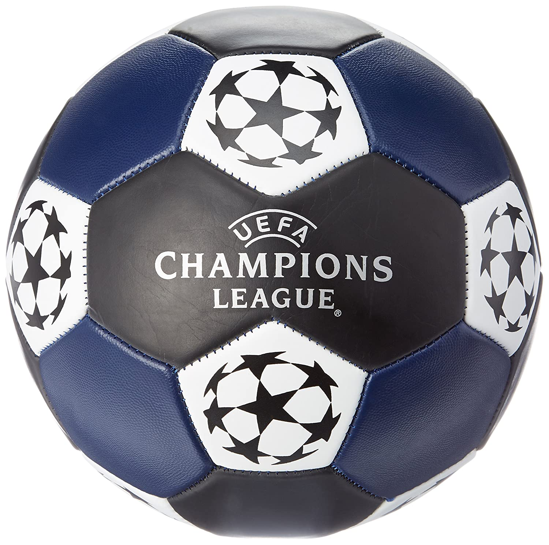 Ballon de Football Champions League Marine et Blanc Taille 5 HOM1W|#HOLISPORT CL04588