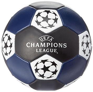 HOLISPORT cl04588 - Balón de fútbol Unisex niños, Marino/Blanco ...