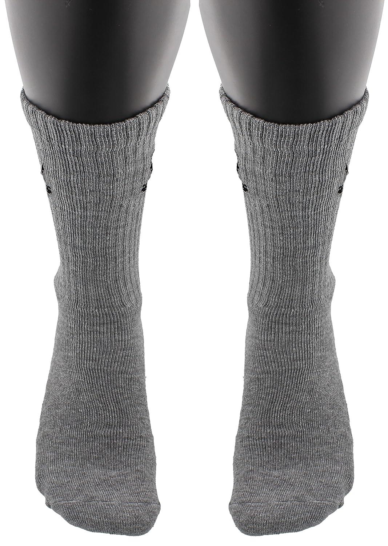 adidas Mens Originals Cushioned 6-Pack Crew Socks