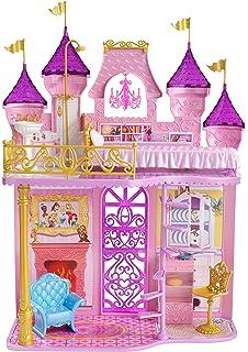 6e4286846 Amazon.es: Mattel V9233 Princesas Disney - Castillo y accesorios ...