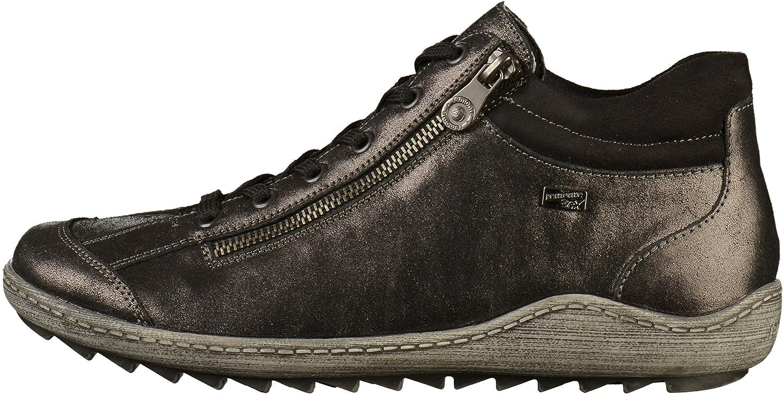 Remonte Damen R1483 Hohe Sneaker 46 Antracite/Schwarz / 46 Sneaker 72bb48