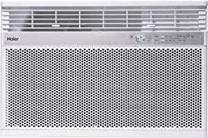 Haier QHC15AX 15,000 BTU 115-Volt Smart Window Air Conditioner, Energy Star humidty-meters
