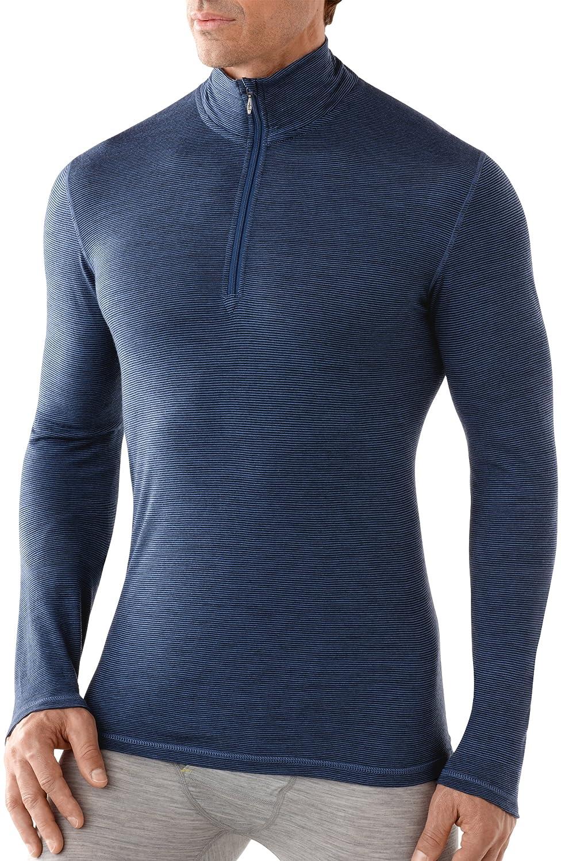 Smartwool Herren Shirt  M Microweight Zip T