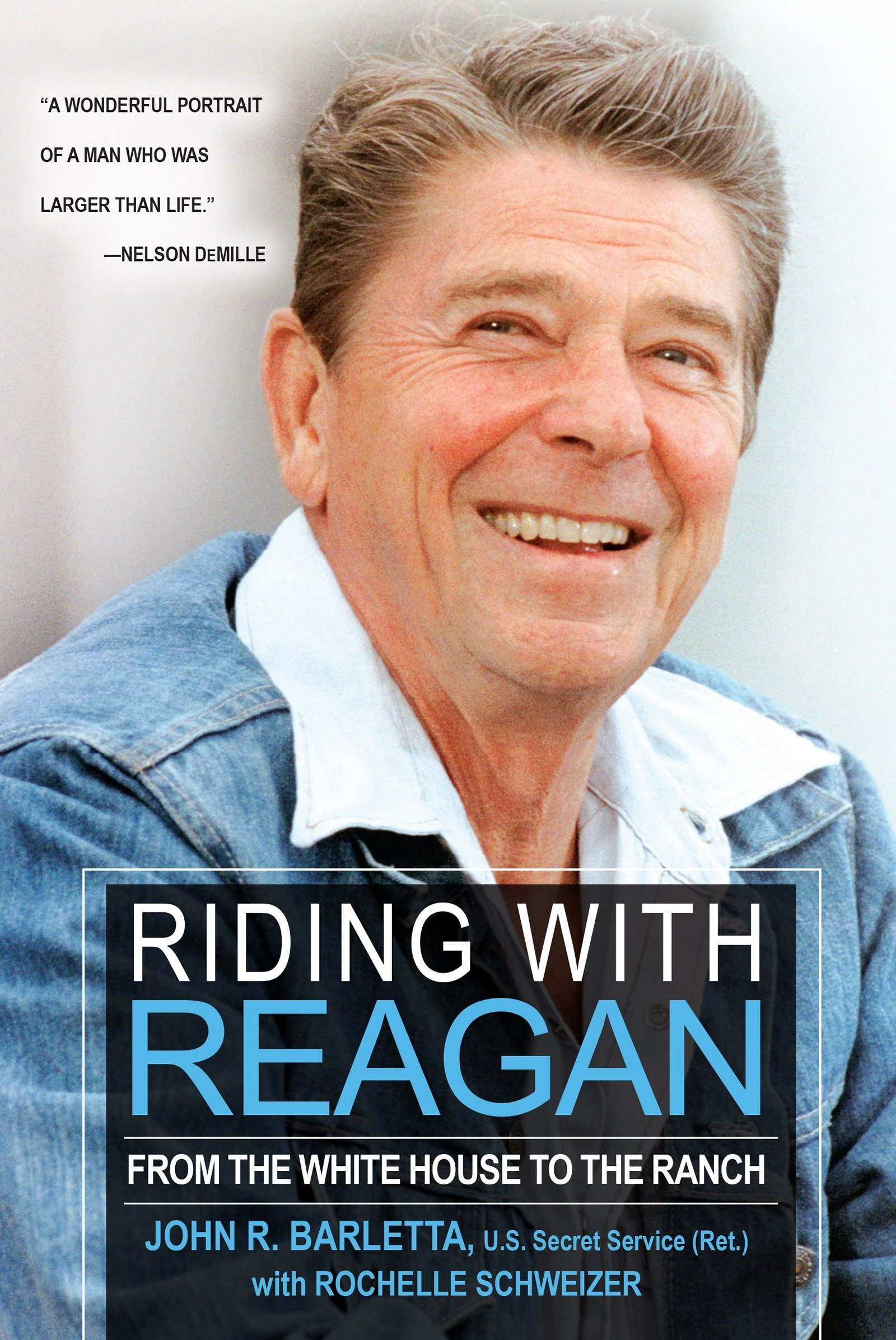 Read Online Riding with Reagan: From the White House to the Ranch PDF