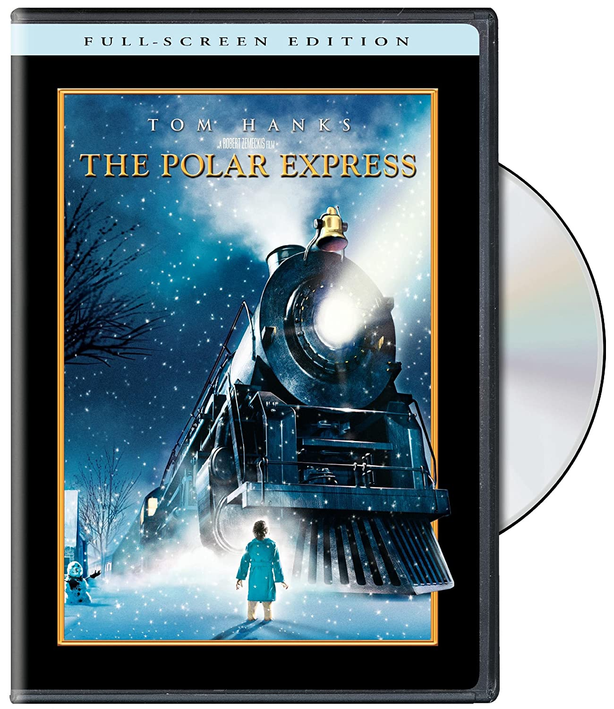Amazon.com: The Polar Express (Full Screen Edition): Tom Hanks ...