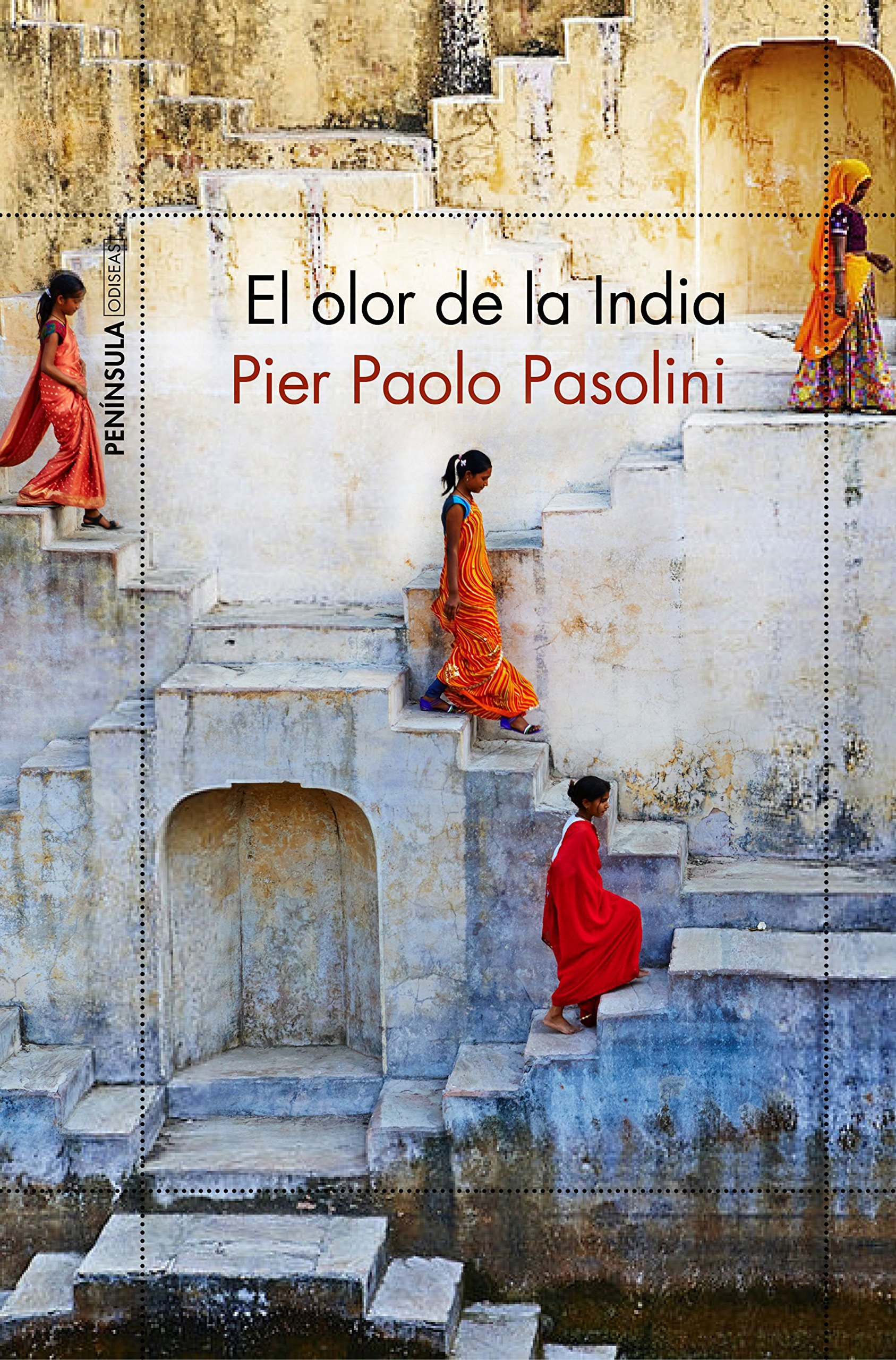 El olor de la India (ODISEAS): Amazon.es: Pier Paolo Pasolini, Atilio  Pentimalli Melacrino, Helena Aguilà: Libros