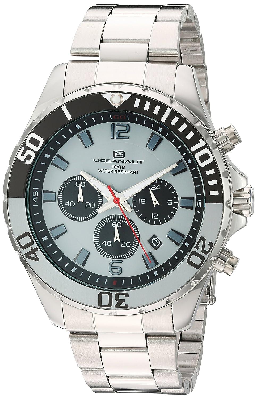 Oceanaut   -Armbanduhr  Analog  Quarz Edelstahl OC2523_Grey -Silver