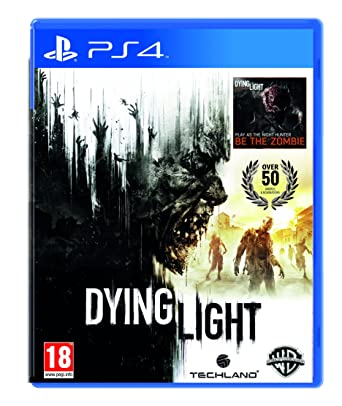 Dying Light Be the Zombie Edition (PS4): Amazon co uk: PC & Video Games