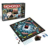 Hasbro Gaming - Monopoly Electronique Ultime -  Jeu de Plateau - B6677