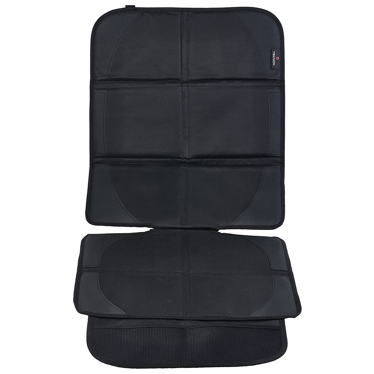 Car Seat Protector Mat for Leather & Upholstery-Waterproof Underpad - Protection from Infant & Toddler Car Seats Teknon