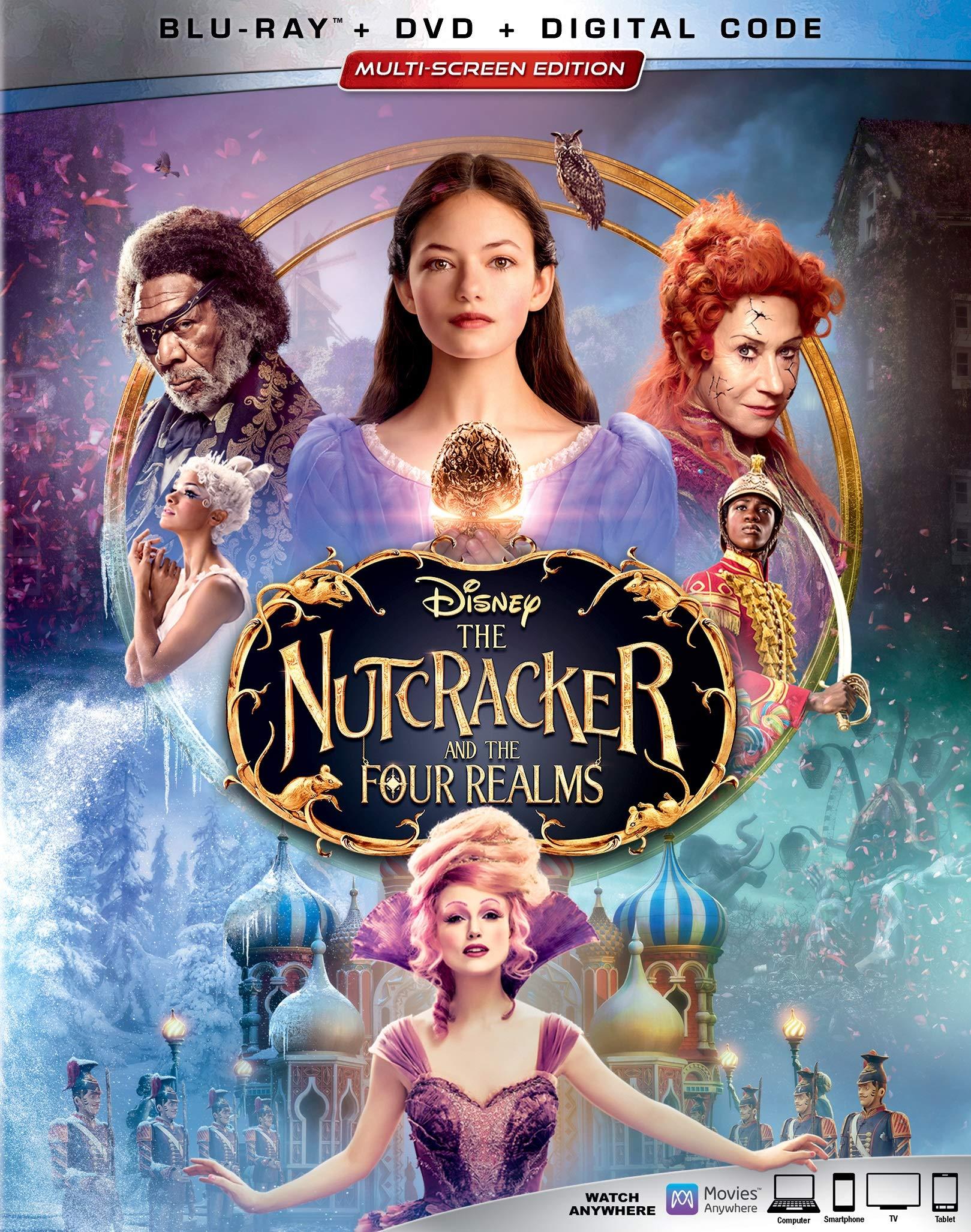 Щелкунчик и четыре королевства / The Nutcracker and The Four Realms