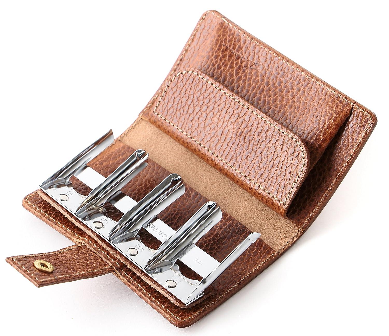 リティスタ Coin Wallet2 コインケース 小銭入れ LITSTA B01M24CW2J ブラウン ブラウン