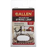 Allen 545Tiro con arco cadena bucle, 225-lb. Test, Negro, 3-CT.