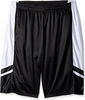 Southpole Mens Big and Tall Basic Basketball Mesh Shorts
