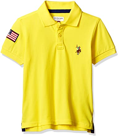 US Polo Assn. Boys' Polo Boys' Polos at amazon