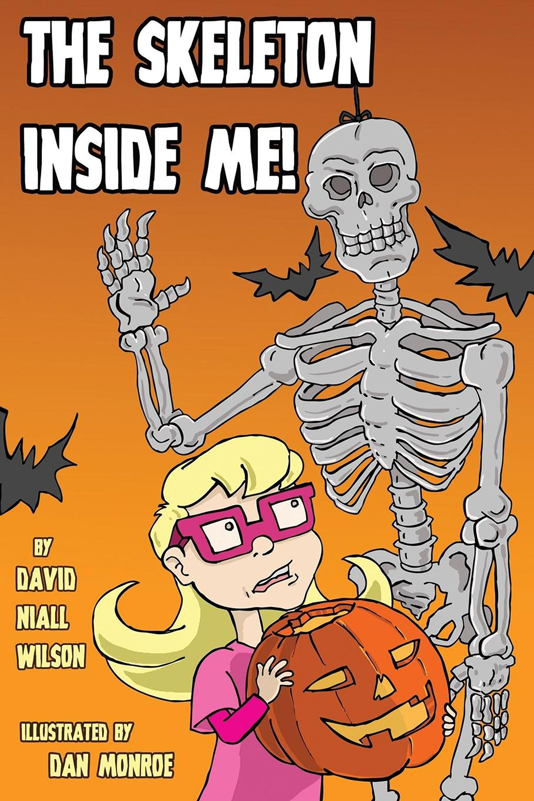 The Skeleton Inside Me! by Crossroad Press