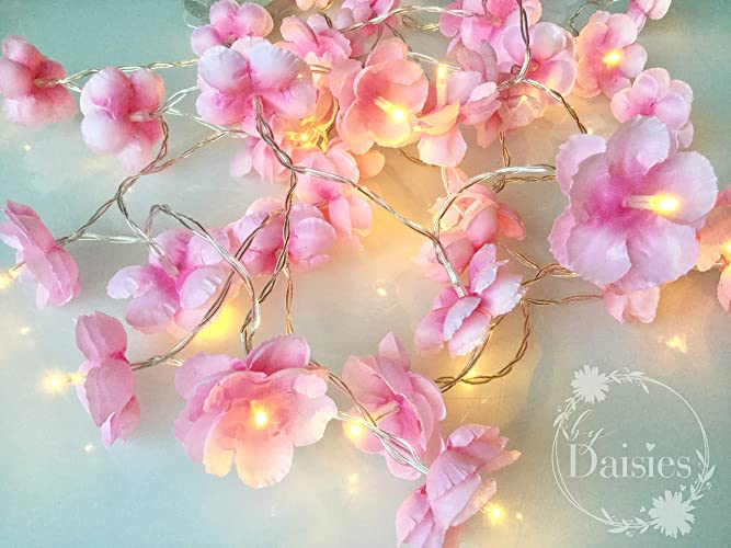 Amazon Cherry Blossom Fairy Lightsstring Lightsgarland With