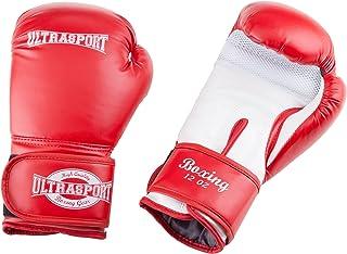 Ultrasport Serie Boxing Gear, Guanti da Boxe