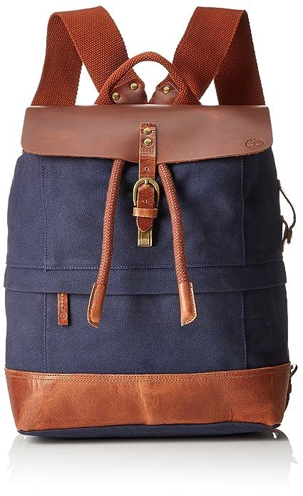 Timberland - Backpack, Mochilas Unisex adulto, Blau (Black Iris), 17x40x30 cm