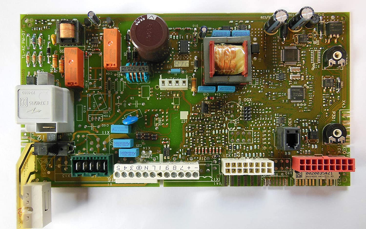 Vaillant Pcb Ecotec Plus Diy Tools Printed Circuit Board Recycling Equipment View