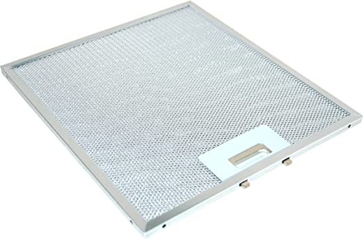 Bauknecht - Filtro para campana extractora de metal Número de pieza original 480122102168 C00314158.: Amazon.es: Grandes electrodomésticos