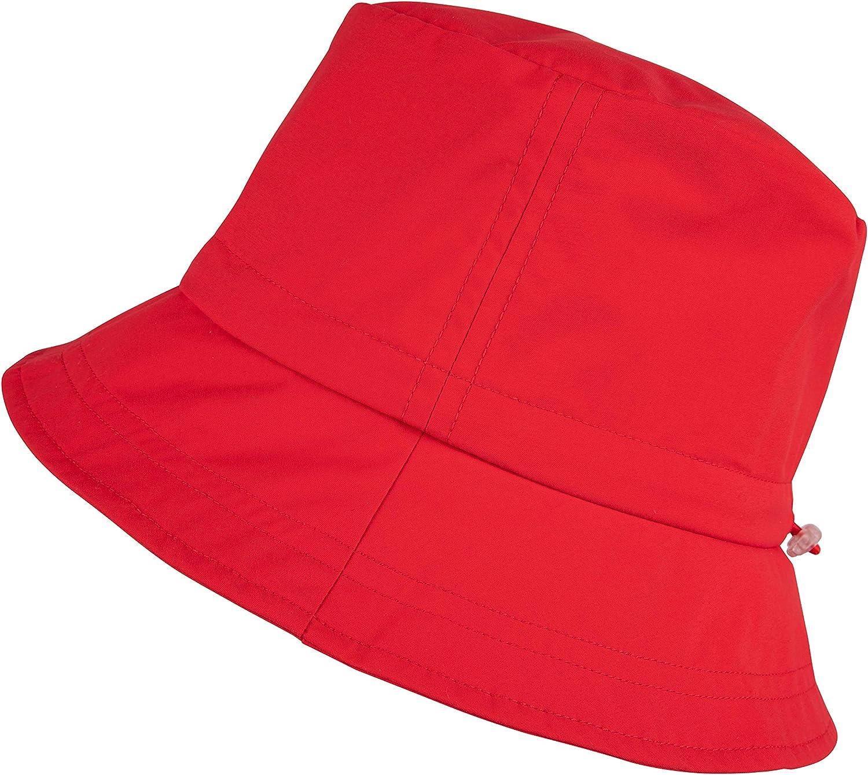 Happy Rainy Days Foldable Rain Hat