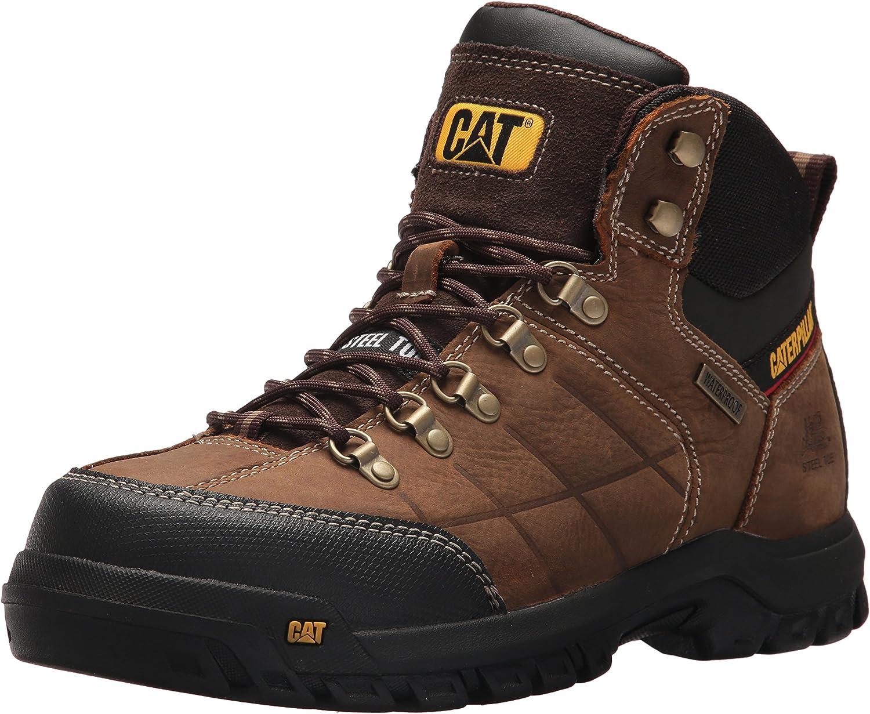 Caterpillar Waterproof Steel Toe Industrial Boot