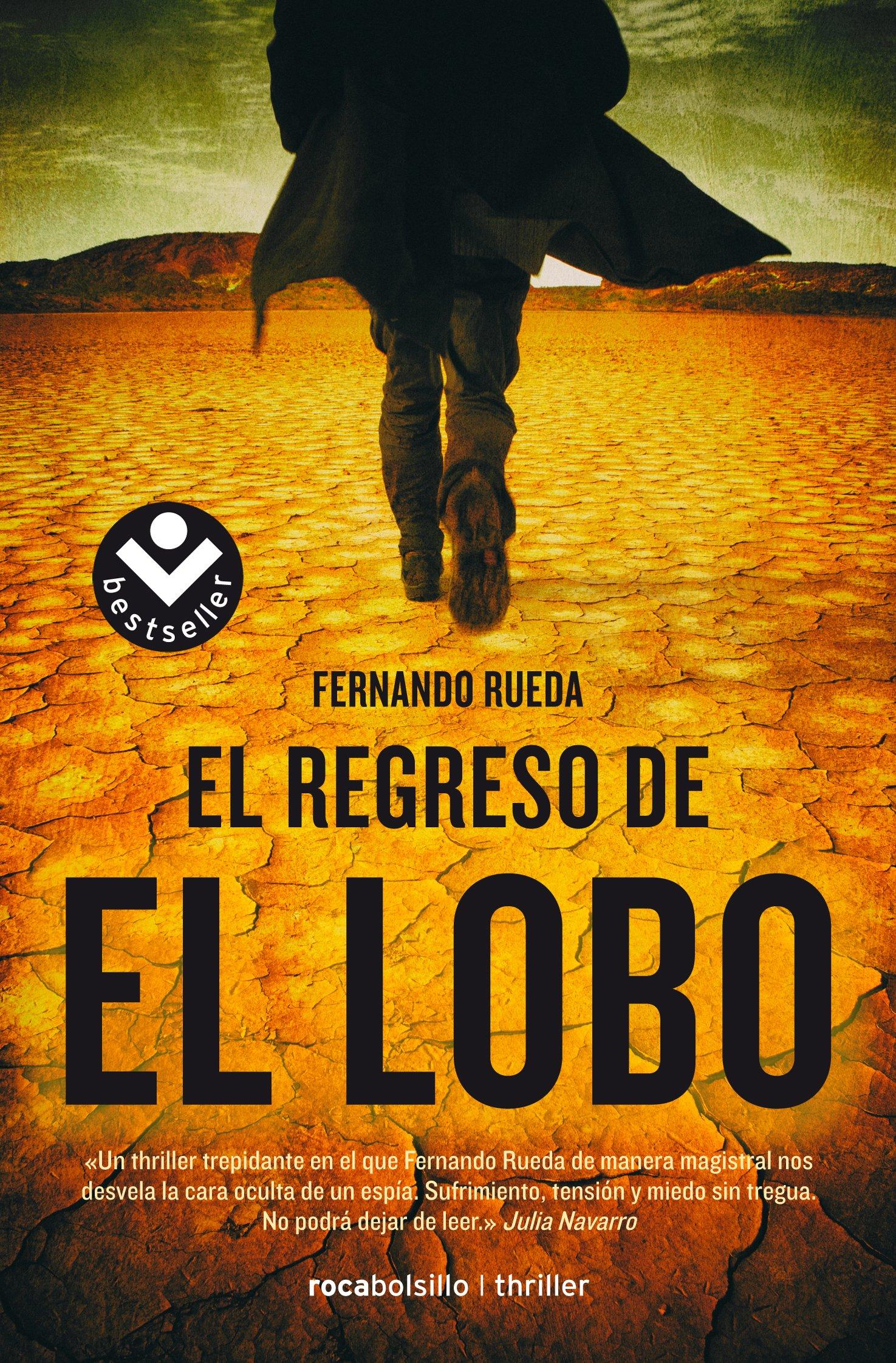 El regreso de El Lobo (Bestseller Thriller): Amazon.es: Rueda ...