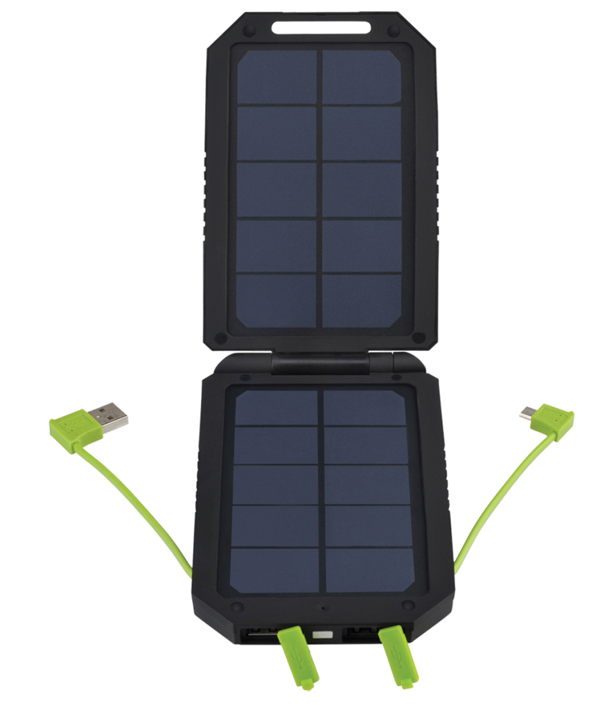Amazon Com Cobra Electronics Cpp 300 Sp Dual Panel Solar Usb Charger Cell Phones Amp Accessories