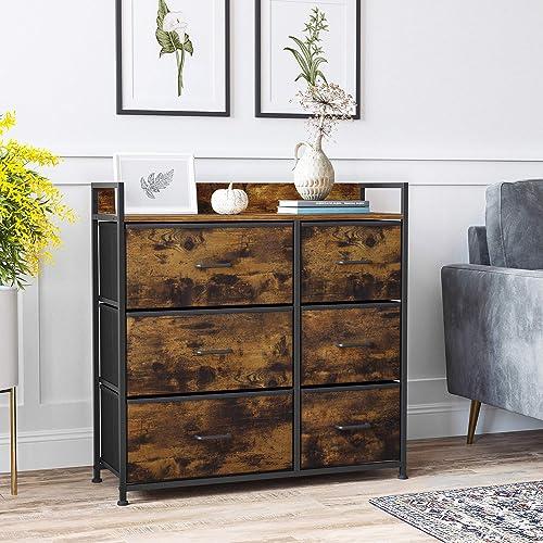 SONGMICS Drawer Dresser
