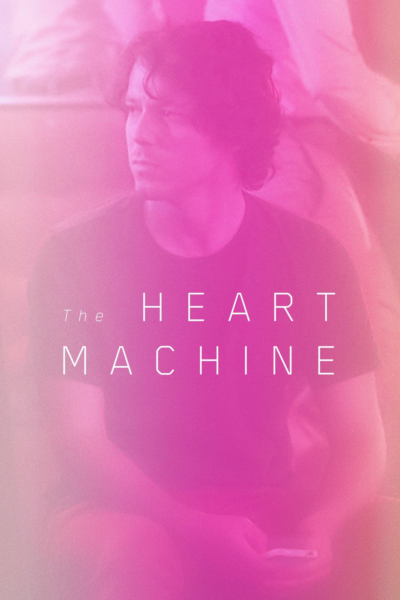 DVD : Kate Lyn Sheil - The Heart Machine (DVD)