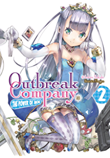 Amazon Com Outbreak Company Volume 1 Ebook Ichiro Sakaki Yuugen