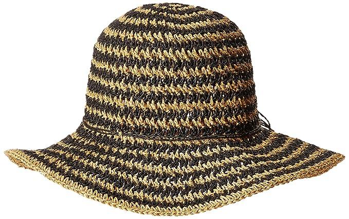 9555975158c Image Unavailable. Image not available for. Color  Nine West Women s  Crochet Floppy HAT ...