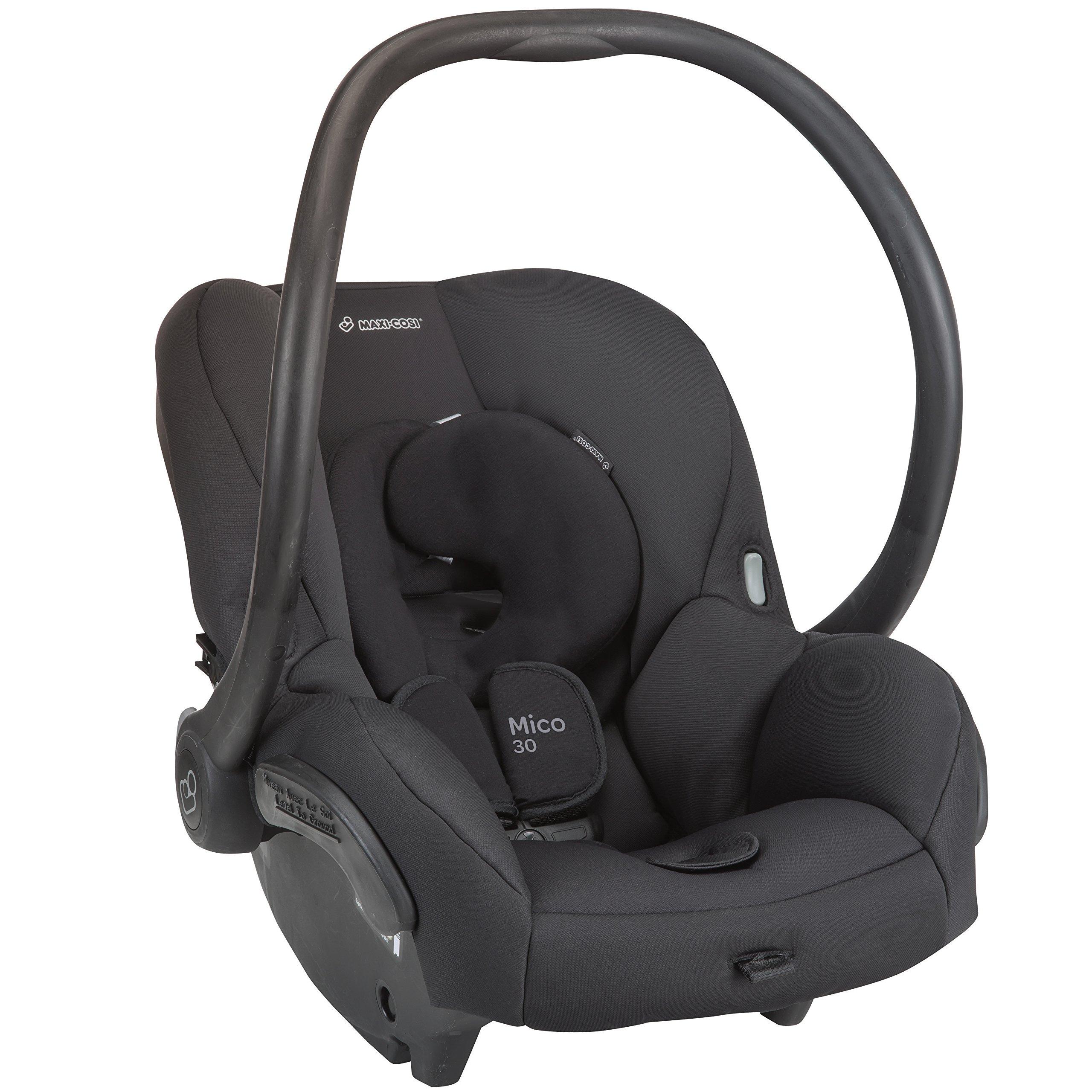 Maxi-Cosi Mico 30 Infant Car Seat, Devoted Black