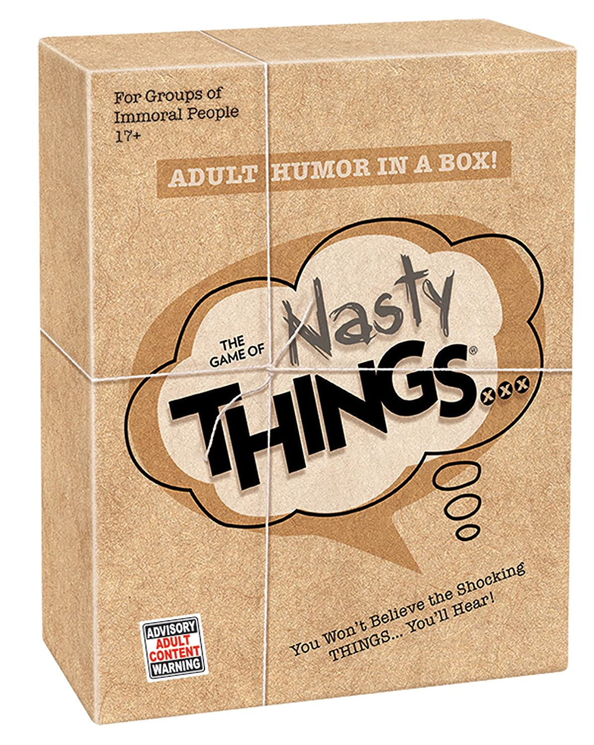 PlayMonster The Game of Nasty Things¦