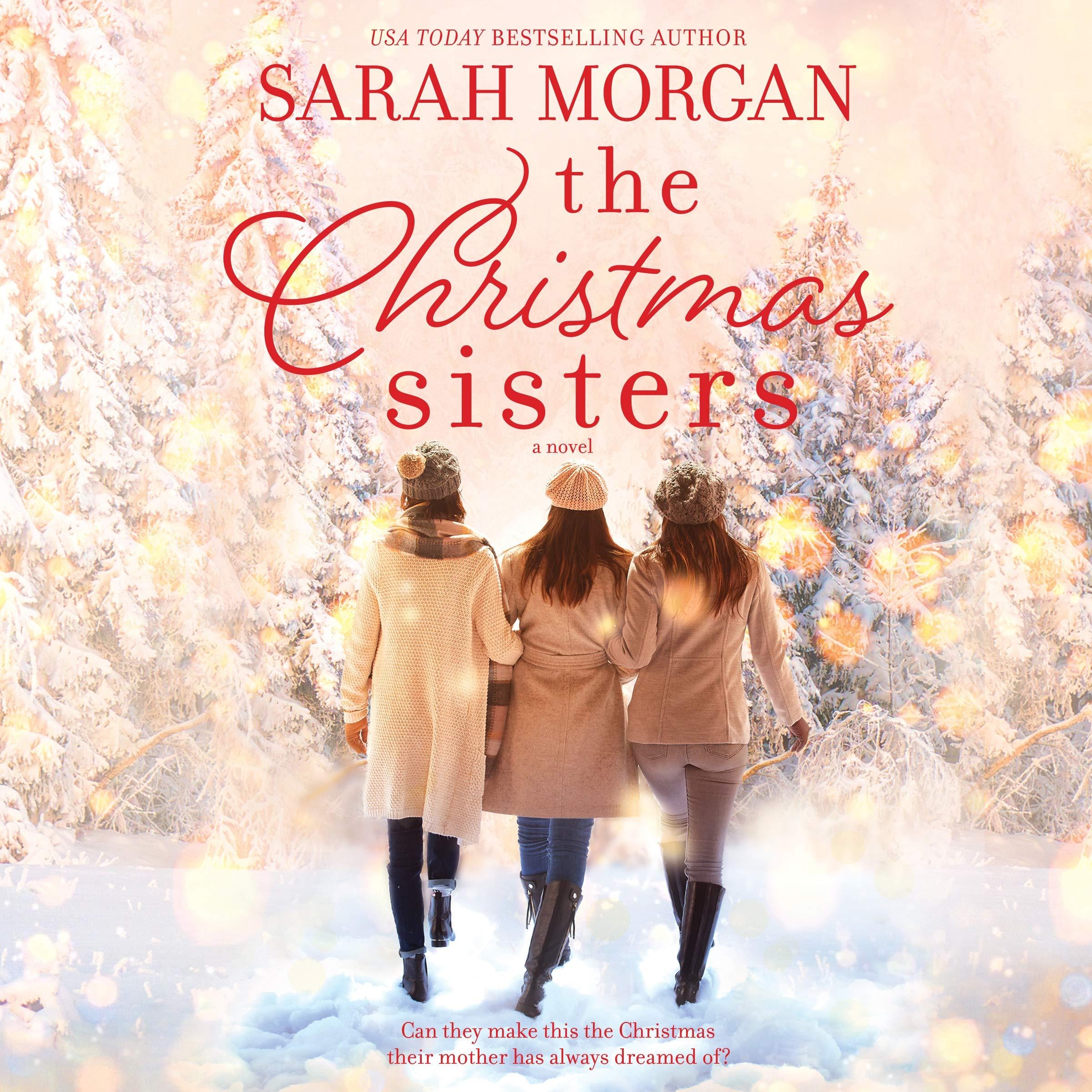 The Christmas Sisters: Amazon co uk: Sarah Morgan, Mandy