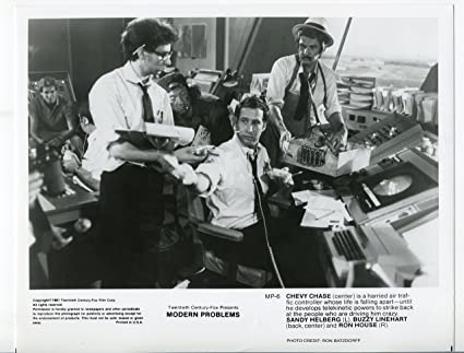 Movie Photo Modern Problems Chevy Chase Sandy Helberg 8x10