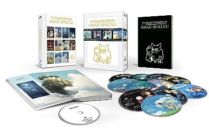 [Amazon.com]The Collected Works of Hayao Miyazaki (Amazon Exclusive) [Blu-ray] $182.90USD shipped to Canada