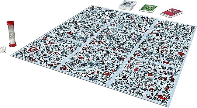 Hasbro Gaming Gaming Clasico Pictureka (Versión Española) (B0731105): Amazon.es: Juguetes y juegos