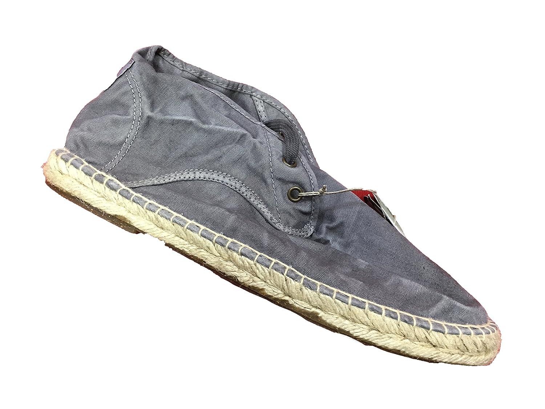Natural World - Zapatillas de Algodón para Hombre Size: 41 EU: Amazon.es: Zapatos y complementos