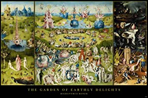 Close Up Póster Garden of Earthly Delights/El jardín de Las ...