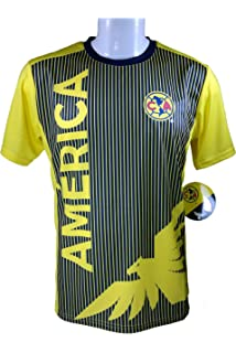 Club America Soccer Official Adult Soccer Training Performance Poly Jersey P002