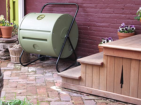 Where Is the Best Place to Put a Compost Tumbler?
