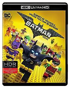 Lego Batman Movie, The (4K Ultra HD) [Blu-ray]